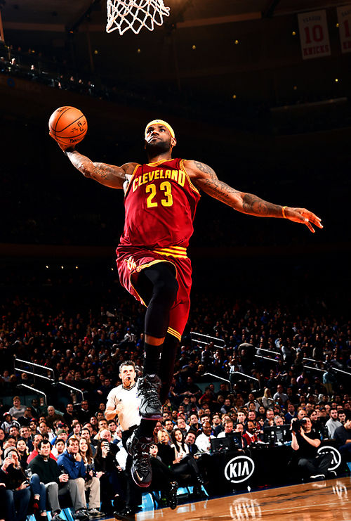 Nike Quote Iphone Wallpaper Lebron James Dunking Pictures Photos And Images For