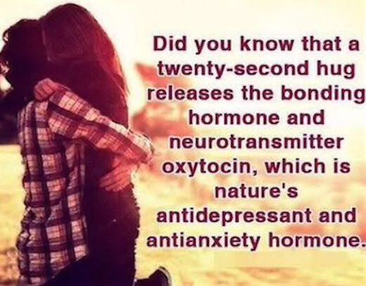 Home Sweet Home Quotes Wallpaper A Hug Releases Oxytocin Which Is Nature S Antidepressant
