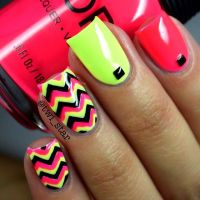 Neon Nail Designs Pictures, Photos, and Images for ...
