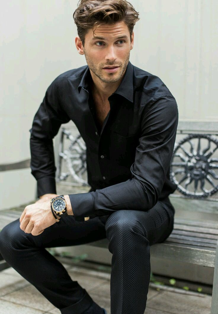 Black Shirt With Black Pants Pictures Photos and Images for Facebook Tumblr Pinterest and