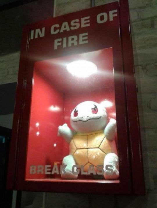 In Case Of Fire Break Glass Pictures Photos and Images
