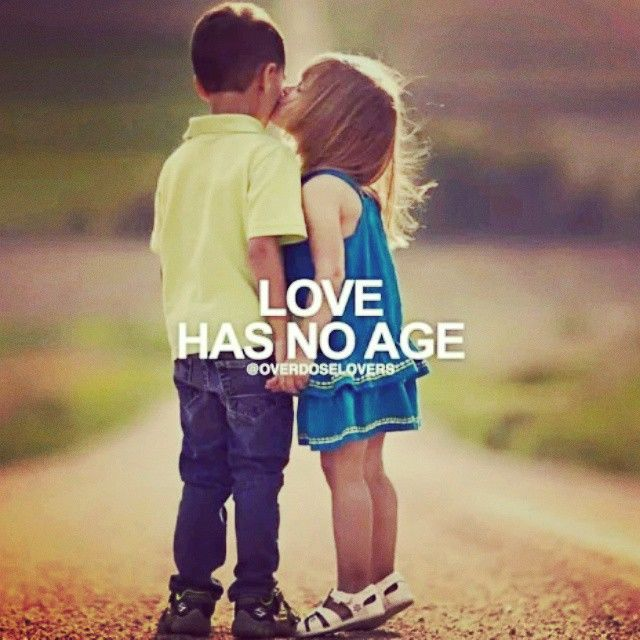 Wallpaper Of Cute Couple With Quotes Love Has No Age Pictures Photos And Images For Facebook