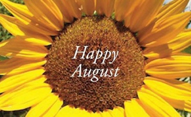 Happy August Pictures Photos And Images For Facebook