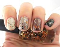Ombre Glitter Fall Nails Pictures, Photos, and Images for ...