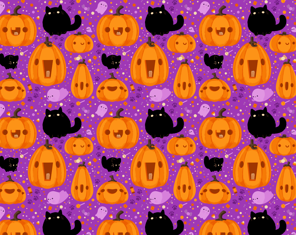 Halloween Print Pattern Pictures Photos And Images For