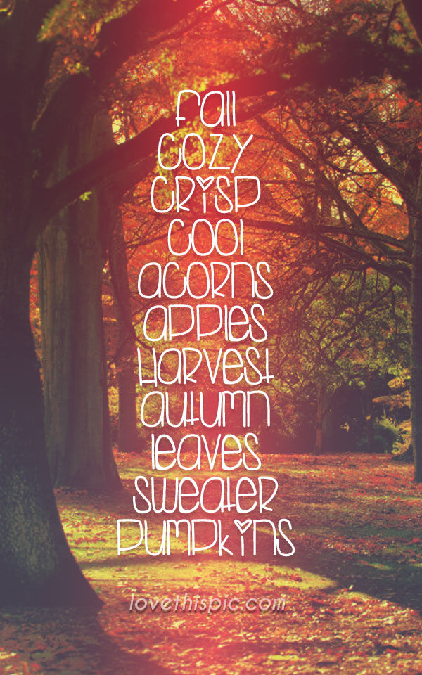 Facebook Wallpaper Fall Colors Cozy Crisp Cool Fall Pictures Photos And Images For