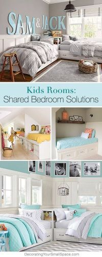 Kids Shared Bedroom Idea Pictures, Photos, and Images for ...