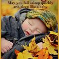 Good night may you fall asleep quickly and sleep like a baby pictures