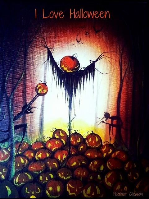 I Love Halloween Pictures Photos and Images for Facebook