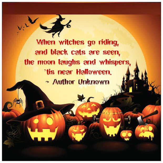 Tis Near Halloween Quote Pictures Photos And Images For