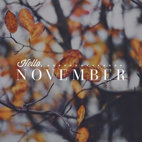 Welcome Fall Wallpaper Hello November Quote Pictures Photos And Images For