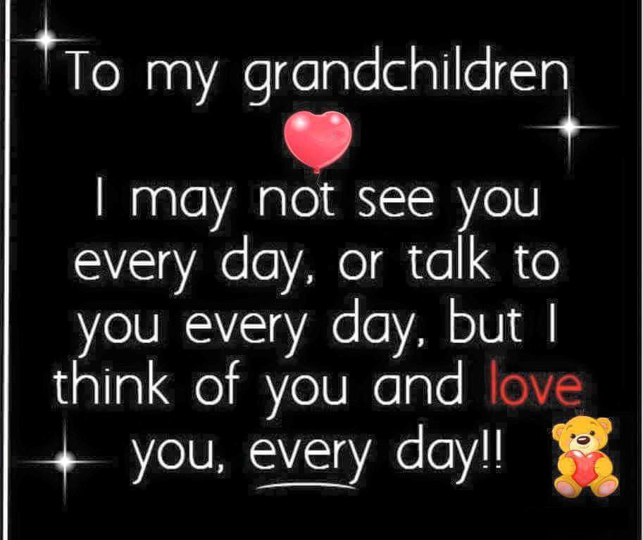 To My Grandchildren I Love You Pictures Photos and Images for Facebook Tumblr Pinterest and