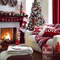 Christmas Living Room Decorations Pictures, Photos, and ...