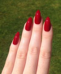 Stiletto Red Nails Pictures, Photos, and Images for ...