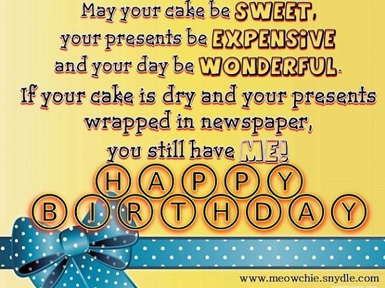 Cute Funny Birthday Quote Pictures Photos And Images For