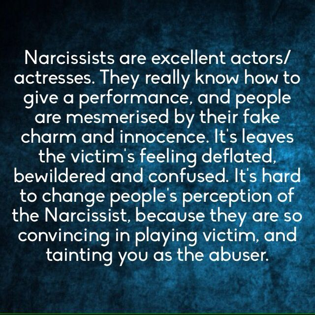 Image result for narcissist great actor
