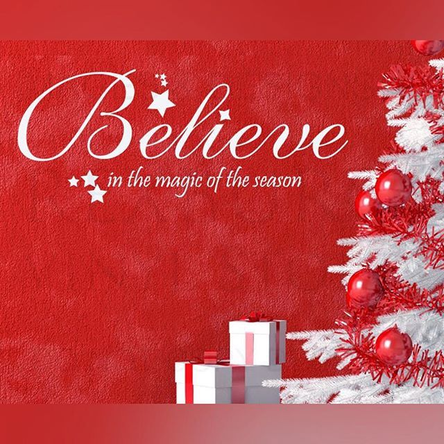 Believe In The Magic Of The Season Pictures Photos And