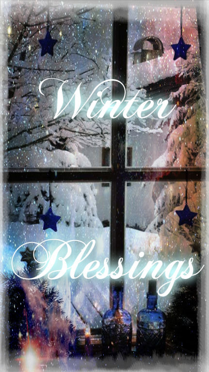 Winter Blessings Pictures Photos and Images for Facebook Tumblr Pinterest and Twitter