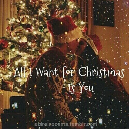 All I Want For Christmas Is You Pictures Photos and