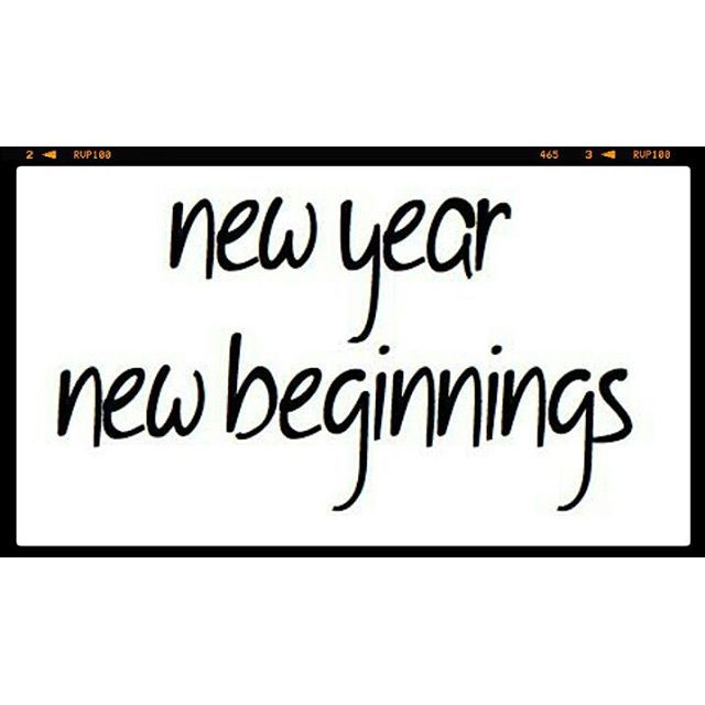 New Year, New Beginnings Pictures, Photos, and Images for