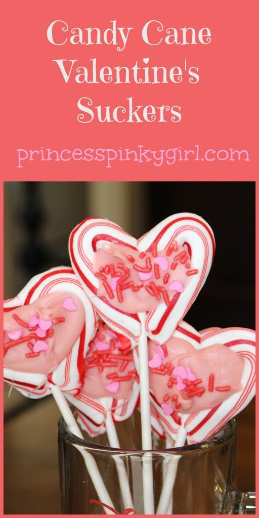 Candy Cane Valentines Suckers Pictures Photos and Images for Facebook Tumblr Pinterest and