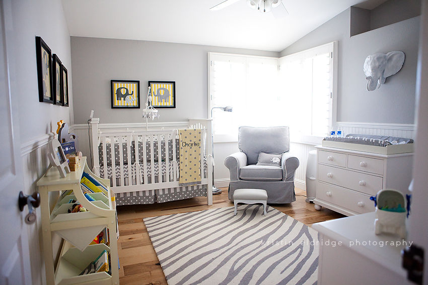 Baby Girl Nursery Pink Wallpaper Elephant Themed Nursery Ideas Pictures Photos And Images