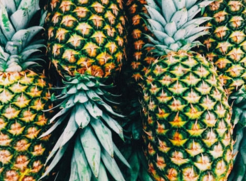 Be A Pineapple Quote Wallpaper Stacked Pineapples Pictures Photos And Images For
