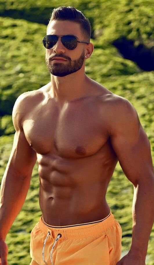 Well Groomed Muscle Man Pictures Photos and Images for