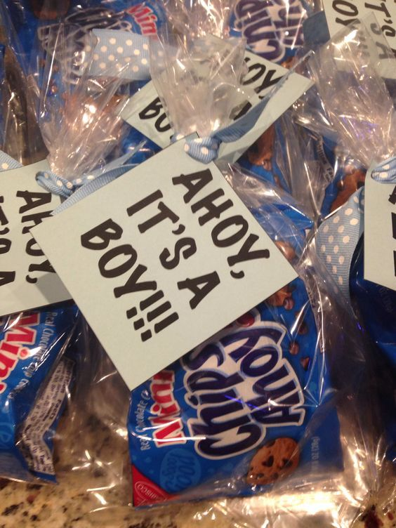 Ahoy Its A Boy Cookie Baby Shower Favor Pictures Photos