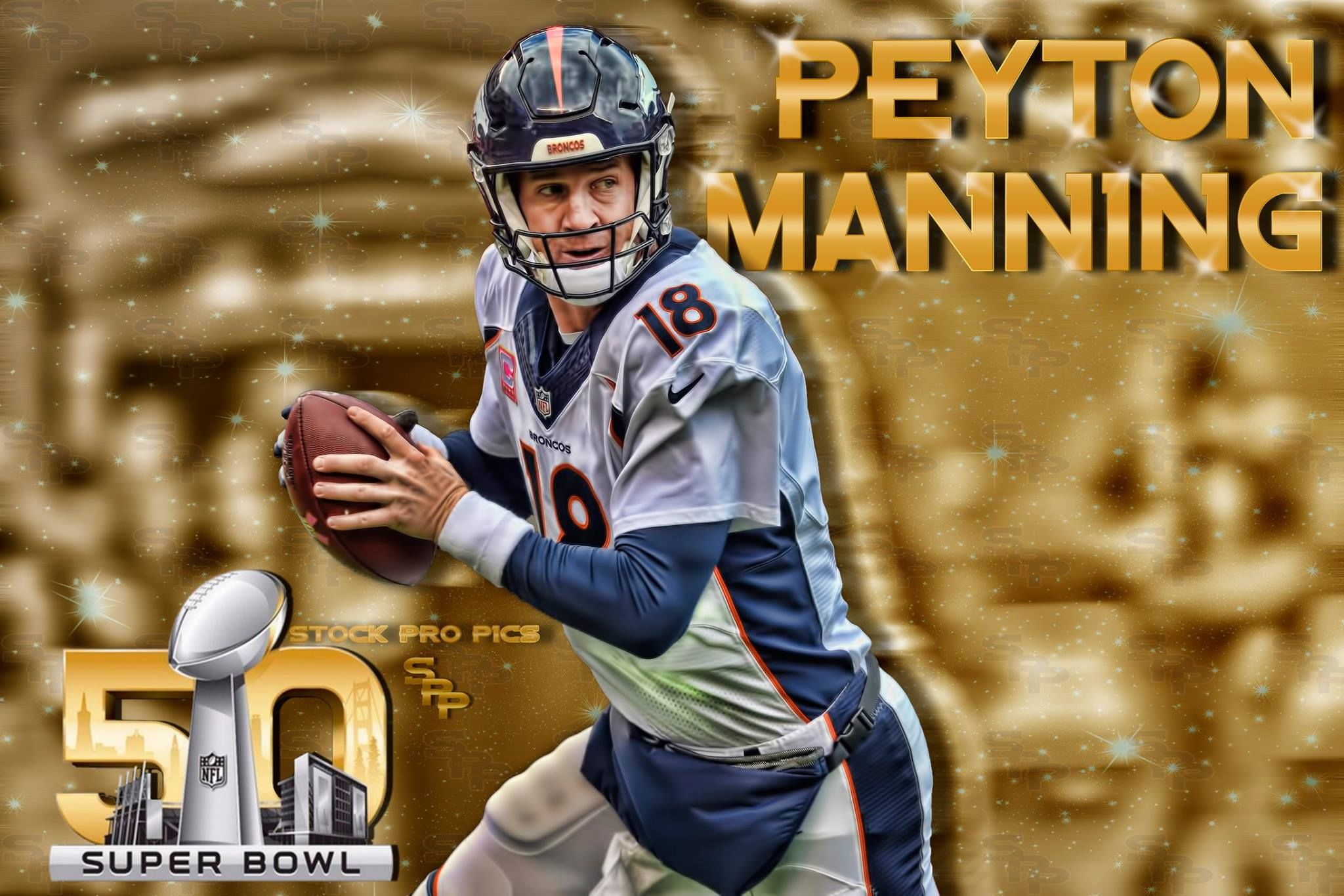 Cute St Patricks Wallpaper Peyton Manning Superbowl 50 Pictures Photos And Images
