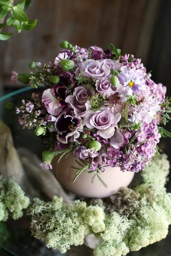 Gorgeous Lavender Bouquet Pictures Photos and Images for