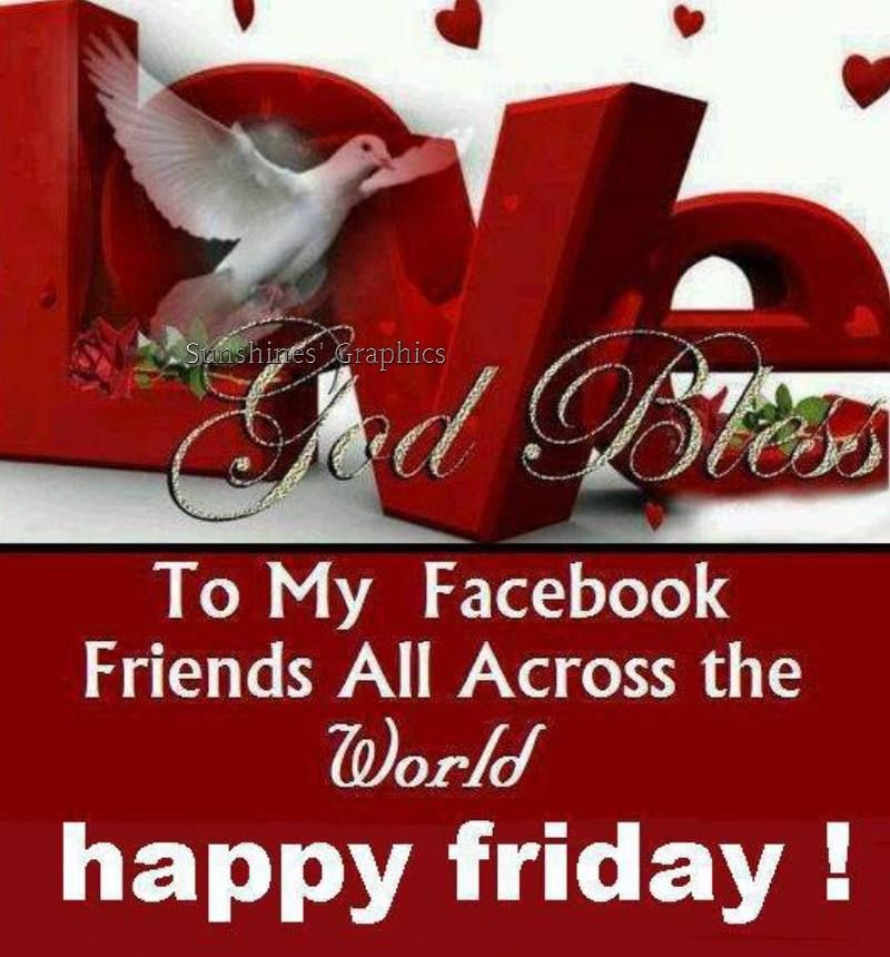 Good Morning Sunday To My Facebook Friends Around The