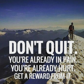 Image result for don't you dare quit