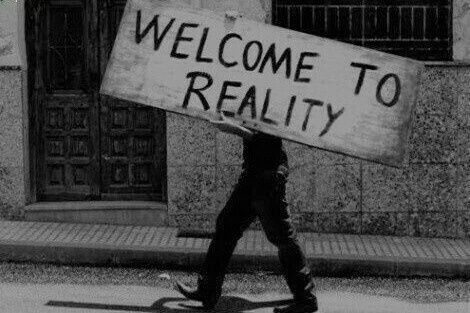 Welcome To Reality Pictures, Photos, and Images for Facebook, Tumblr,  Pinterest, and Twitter