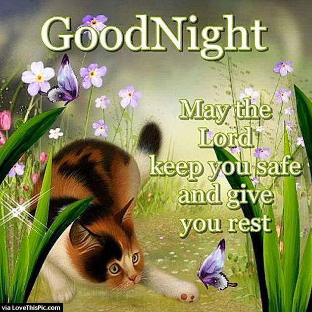 Goodnight May The Lord Bless You Pictures Photos And