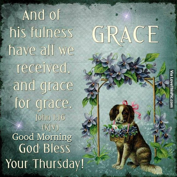Good Morning God Bless Your Thursday Pictures Photos