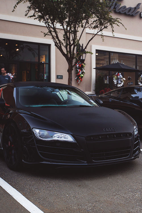 Cool Wallpapers For Iphone Girls Matte Black Audi Pictures Photos And Images For Facebook