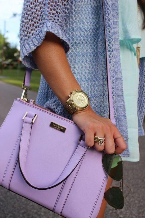 Image result for lavender bag tumblr