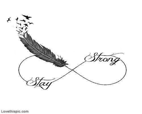 Stay Strong Pictures, Photos, and Images for Facebook