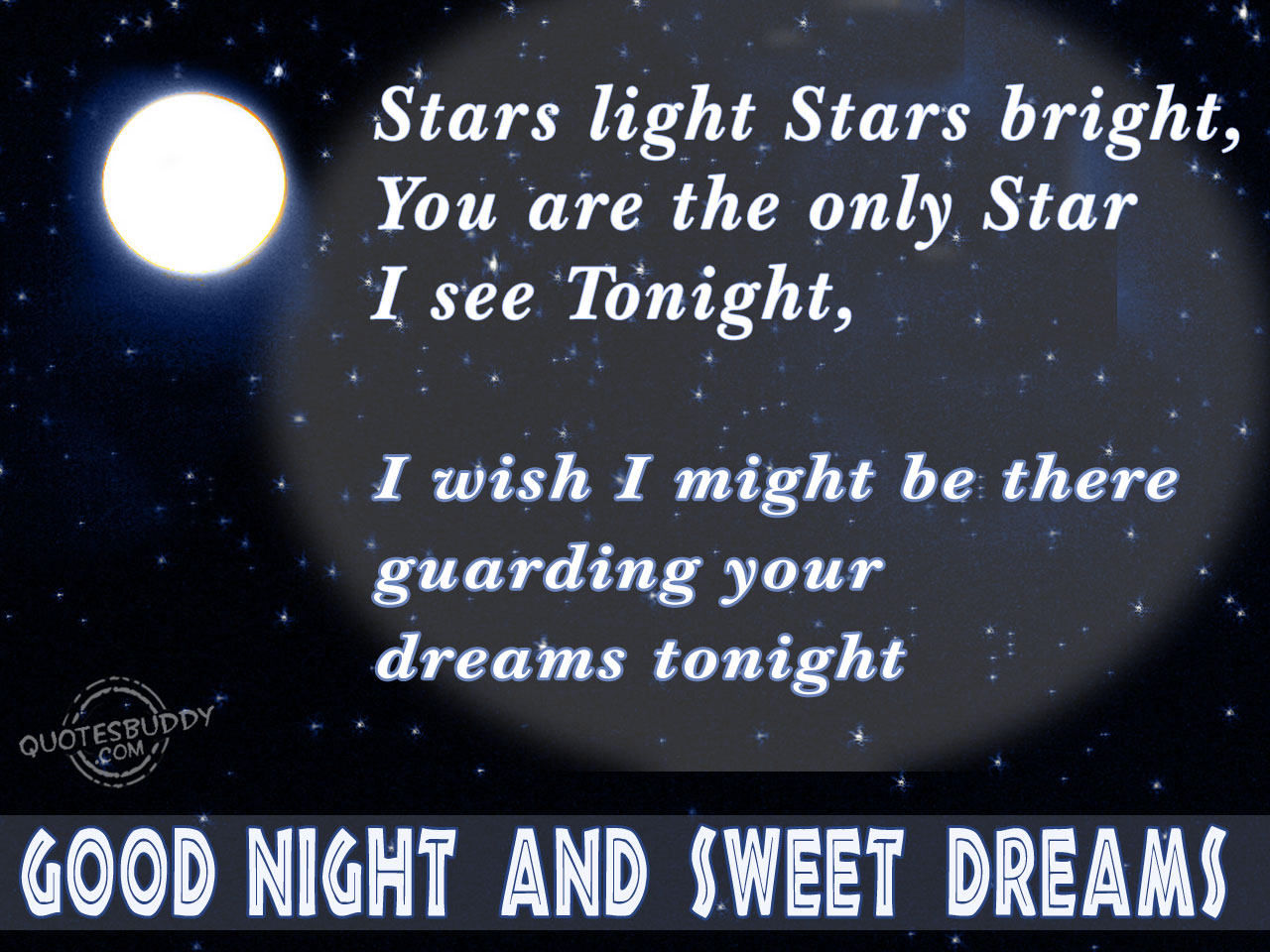 Images Good Night And Sweet Dreams Quotes