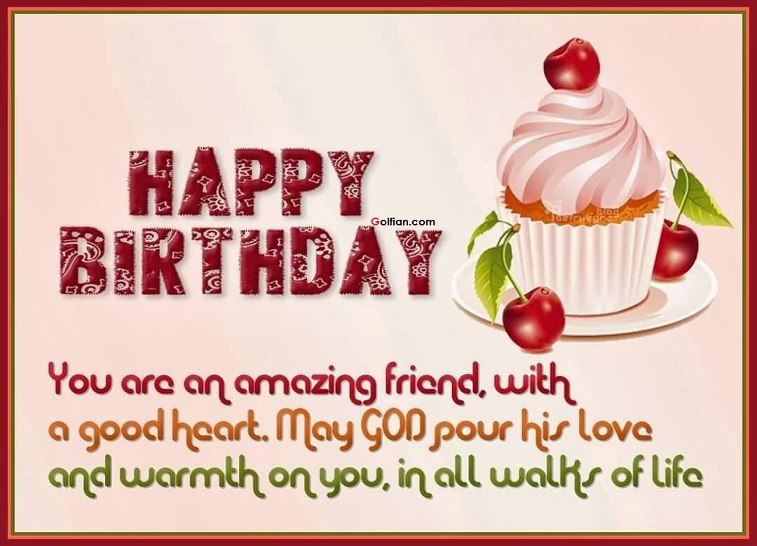 happy birthday you are