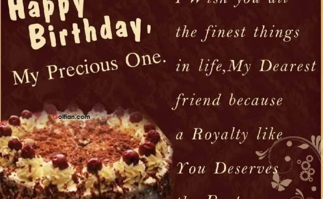 Happy Birthday My Precious One Pictures Photos And