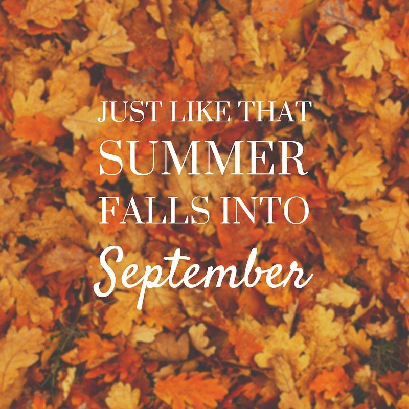 Fall Halloween Desktop Wallpaper Just Like That Summer Falls Into September Pictures