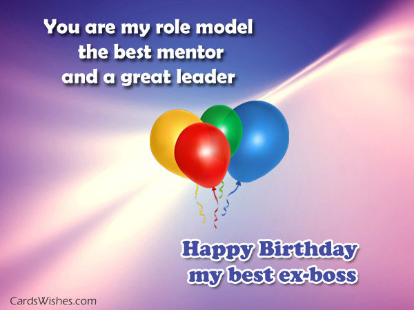 Happy Birthday Coolest Ex Boss Pictures Photos And