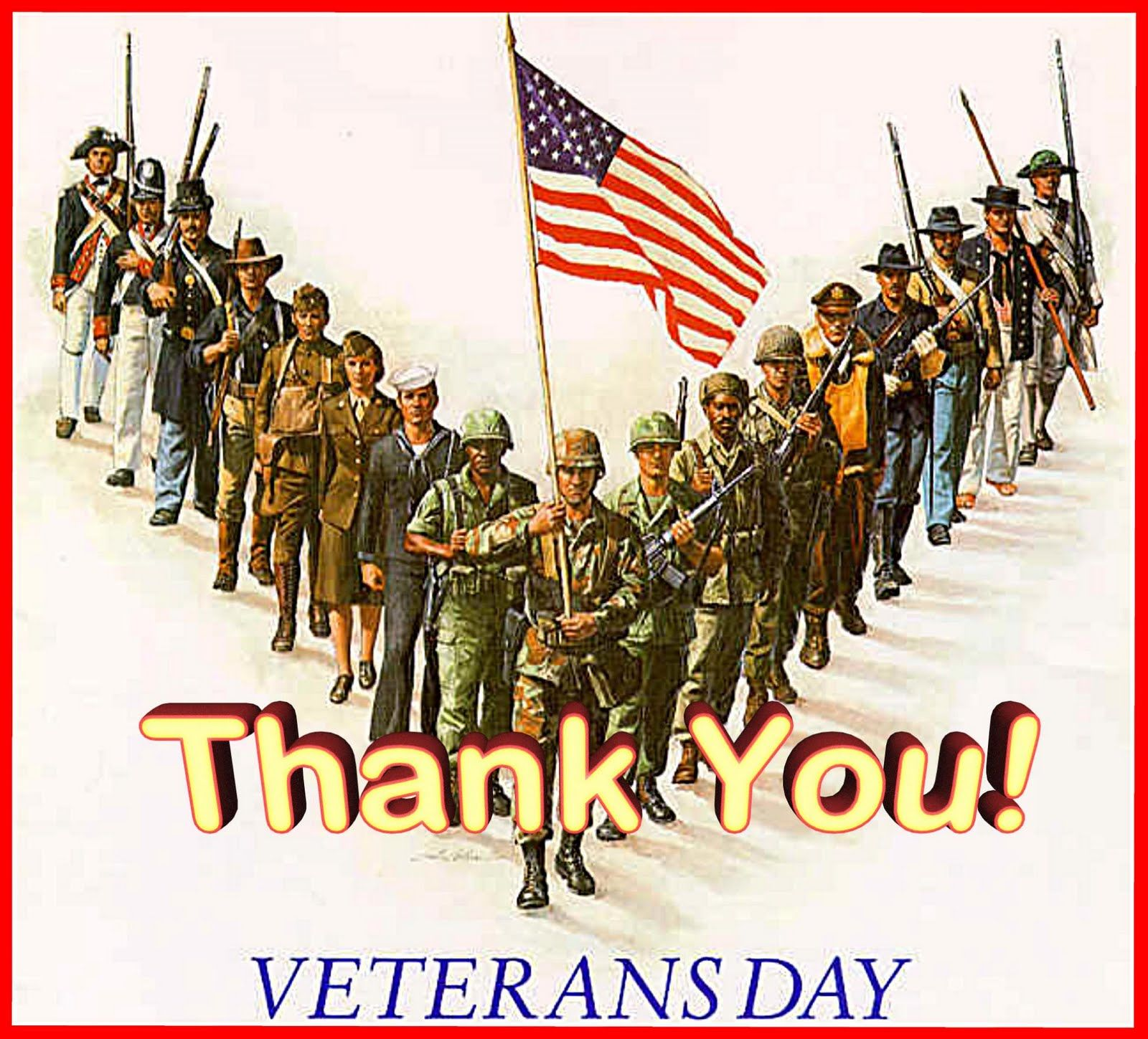 Thank You Veterans Day Pictures Photos And Images For