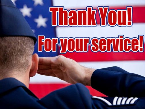 Thank You For Your Service Pictures, Photos, and Images for Facebook,  Tumblr, Pinterest, and Twitter