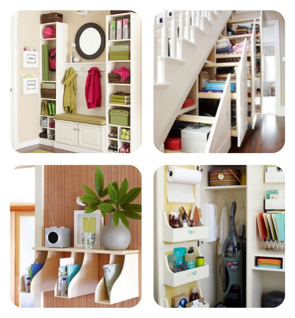 Home Organization Collage Pictures Photos And Images For