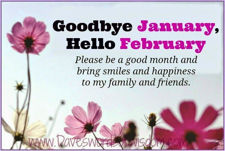 Cute Snoopy Christmas Wallpaper Goodbye January Hello February Quote For Facebook Pictures