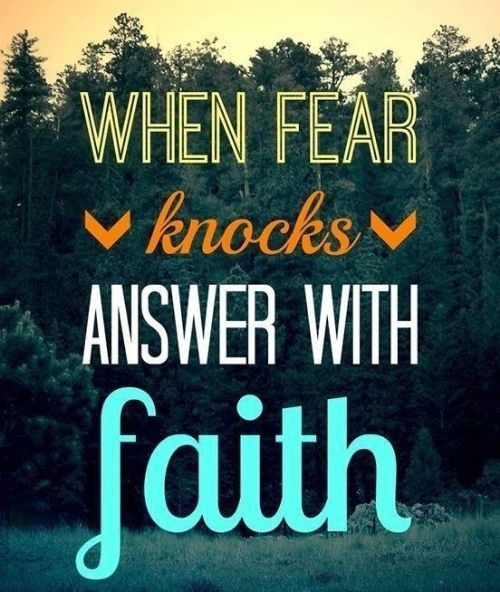Hd Tough Girls Wallpaper When Fear Knocks Answer With Faith Pictures Photos And