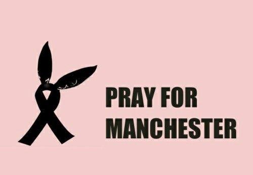 Afbeeldingsresultaat voor pray for manchester